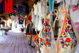 Puerto Morelos is a great place to souvenir shop