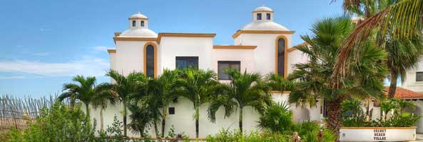Secret Beach Villas Puerto Morelos Large Vacation Home Al In Playa Del Secreto