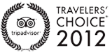2012 Trip Advisor's Top 10 Mexico Beach Award - Puerto Morelos