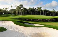The Riviera Maya Golf Course was voted 3rd Best Golf Course in Mexico for 2011