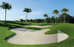 Grand Coral Riviera Maya is a Nick Price Golf Course, located North of Playa Del Carmen 15 minutes from Playa Del Secreto