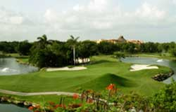 The Golf Club at Playacar in Playa Del Carmen's Playacar was one of the 1st Golf Courses in Rivera Maya