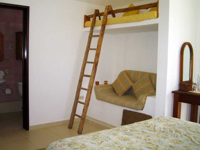 High Quality Casa Del Secreto   2nd Floor: Loft Beds