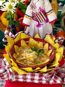 Enjoy Food on your Cancun vacation house rental