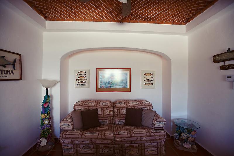 Additional Sleeping Sleeper Sofa In Upstairs Den