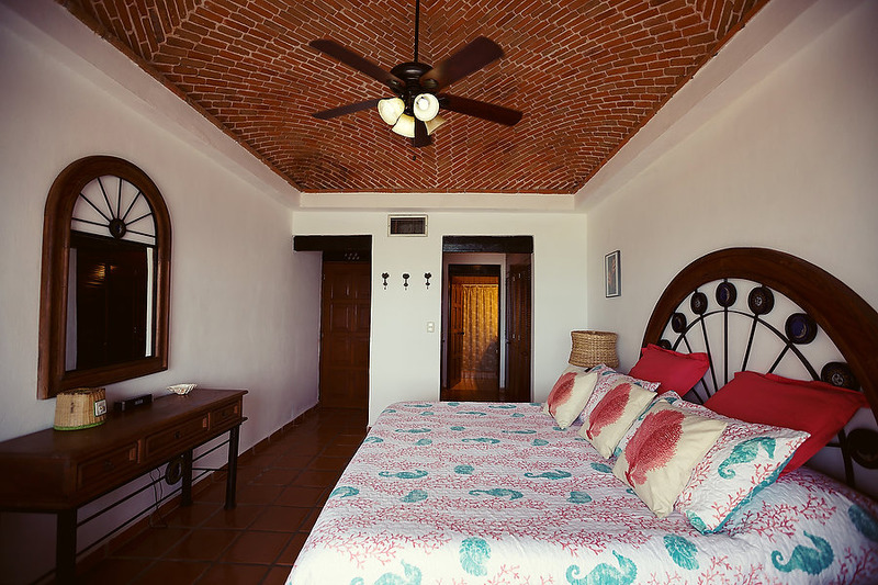 Puerto Morelos Villas Secret Beach Shell Villa For Rent